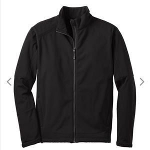 Men's soft shell jacket *firm price*